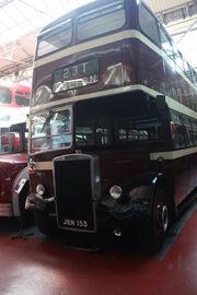 Leyland Titan - Metro cammell - JBN 153 at MMofT 09 - IMG 6484