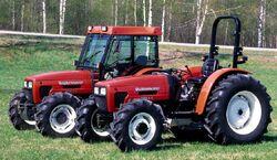 Valtra Valmet 3500-4 C MFWD (red)