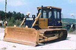 Hanomag D580E crawler - 1998