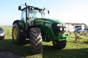John Deere 7930 at NVTC rally - IMG 0590