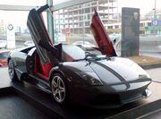 LP640 Lamborghini Murcielago