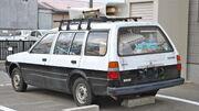 Nissan Advan 1985 Rear