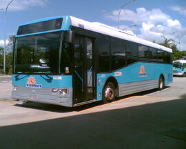 Sunbus Volvo B12BLE with Bustech VST body