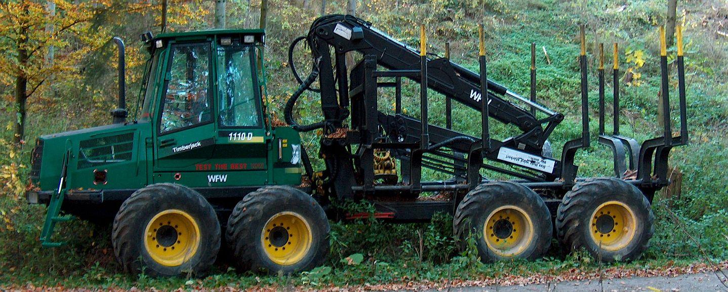 Timberjack | Tractor & Construction Plant Wiki | FANDOM powered by Wikia