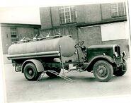 A 1930s Thornycroft Handy Fueltanker