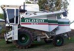 Alasia M14 P combine
