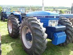Bray Four 384 4WD (Leyland)