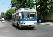 LAZ -45 in Lviv
