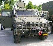 Lako oklopno vozilo Iveco (HV)