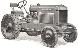 McCormick-Deering 20 Industrial 1929