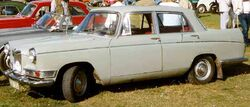 Riley 4-Door Saloon