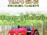 Tempo Ox-25 Orchard