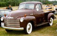 1952 Chevrolet Pickup PBC612