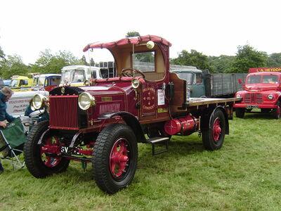 CK Truck at Shgborough 08 - P6220146