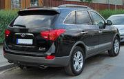 Hyundai ix55 rear 20100706