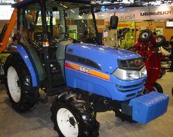 Iseki TG5470 MFWD - 2007
