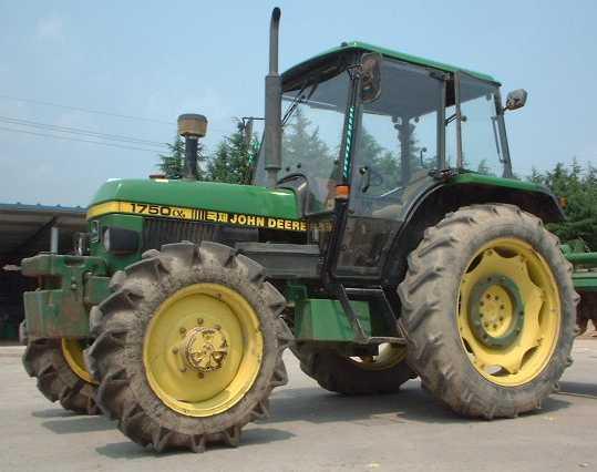 Kukje JD 1750CX | Tractor & Construction Plant Wiki | FANDOM powered