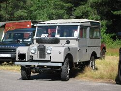 Land Rover Series 1 HT