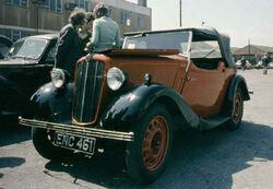 Morris 8 tourer