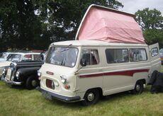 Morris J4 based Dormobile reg 1965.JPG