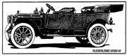Packard 1910-0522 touring