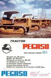 Pegaso crawler ad