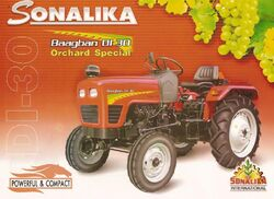 Sonalika International Baagban DI-30 Orchard Special-2010