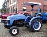 Woodland 204LE MFWD (blue) - 2004