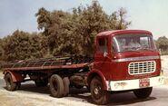 1960s Barreiros Condor Tractor Articulated
