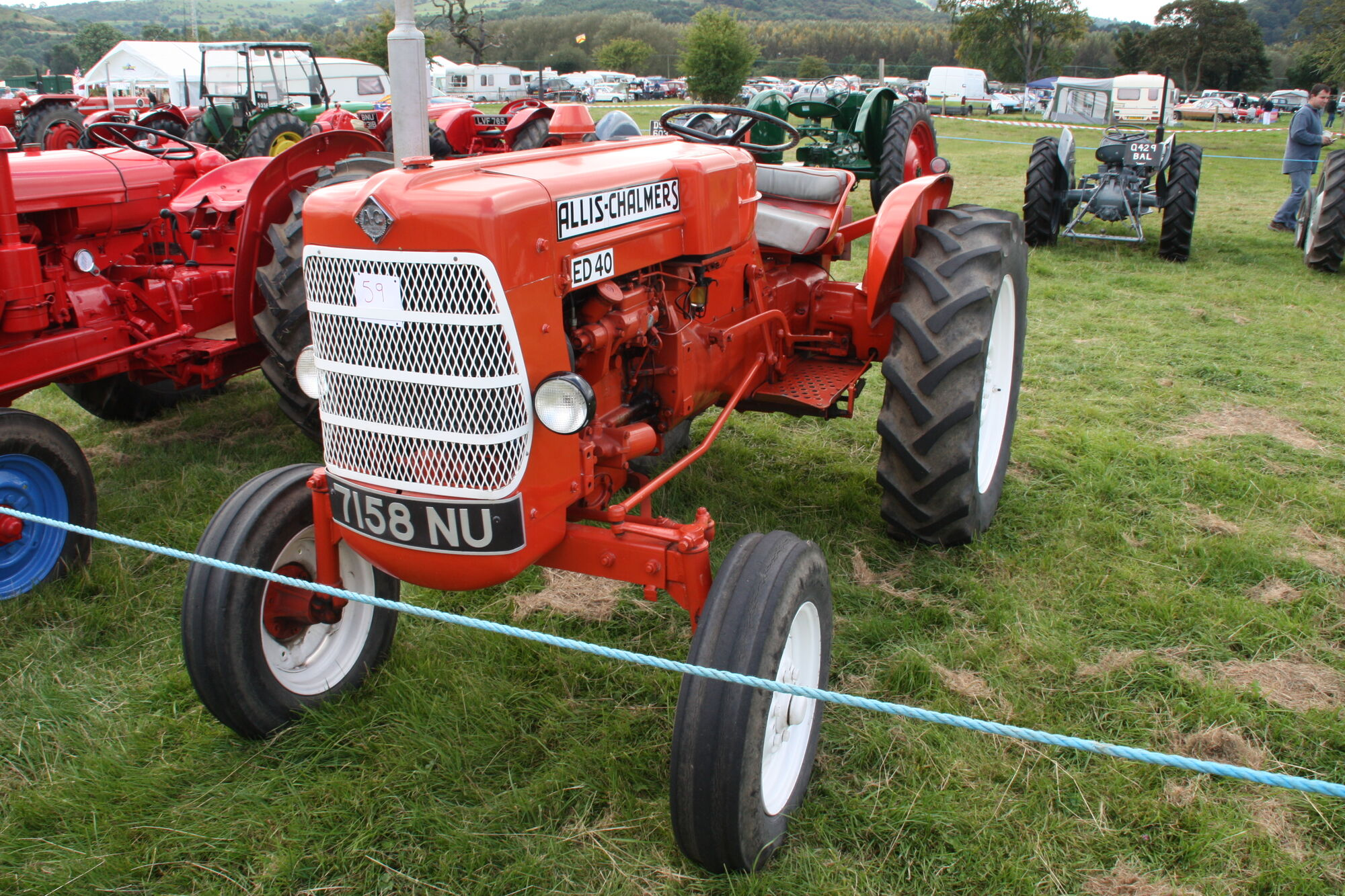 Category:40 (model number) | Tractor & Construction Plant
