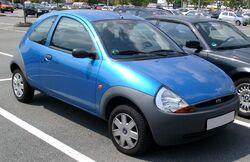 Ford KA front 20080730
