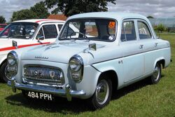 Ford Prefect 997cc June 1960