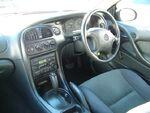 Grey autombile interior