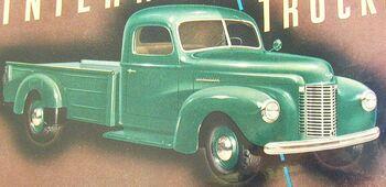 International 1941 K3