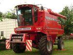 MF 6845 combine - 1994