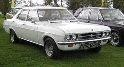 Vauxhall VX 4-90 reg Nov 1968