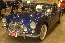 '61 MGA (Auto classique)