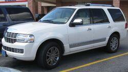 3rd Lincoln Navigator -- 08-23-2010