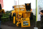 AH Engineering - Muckspreader at LAMMA 12 - IMG 3501