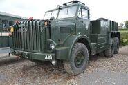 A 1960s Thornycroft Antar MK3 Haulage Tractor 6X4 Petrol engined