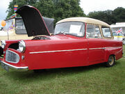Bond Minicar red 1959