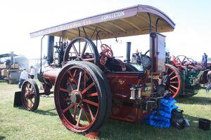 Burrell no. 2950 - Little Mac - TE - reg AF 3532 at Hollowell 2010 - IMG 3869