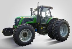 Detank RV1654 MFWD - 2014