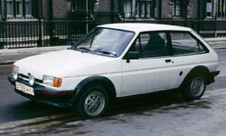Ford Fiesta 2 XR2 1984