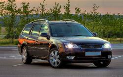 Ford Mondeo GhiaX