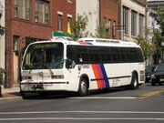 NJ Transit RTS hybrid 4002