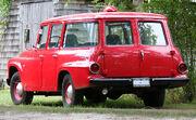 1965 International Harvester D1100 Travelall