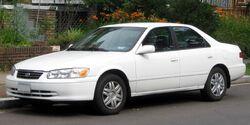 2000-2001 Toyota Camry -- 07-04-2011