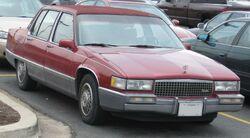 89-92 Cadillac Fleetwood sedan