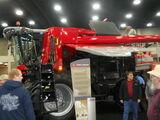 Massey Ferguson 9540 Trident combine